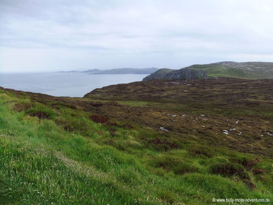 Irland - Horn Head Drive - Co. Donegal