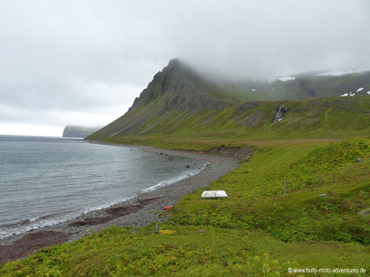 Island - Hornstrandir - Hlöðuvík