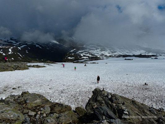Norwegen - Dalsnibba - Blick auf den Geirangerfjord
