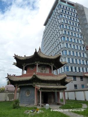 Mongolei - Ulaanbaatar - Choijin Lama Tempel Museum