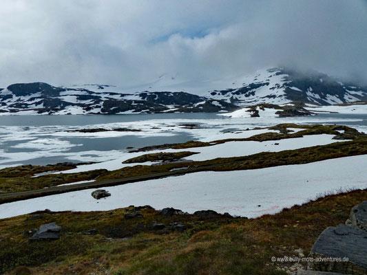 Norwegen - Jostedalsbreen Nationalpark - Straße 258 - Landschaftsroute Gamle Strynefjellsvegen