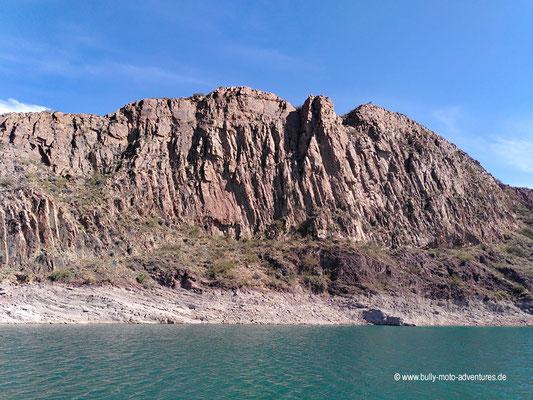 Argentinien - San Rafael - Stausee Reyunos