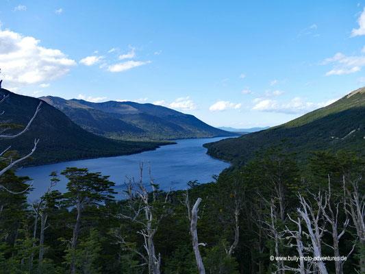 Argentinien - Lago Escondido