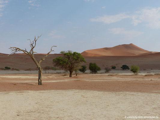 Namibia - Dünen von Sossusvlei