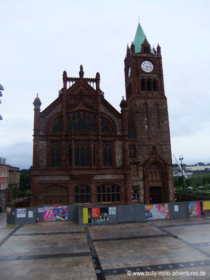 Irland - Guild Hall - Londonderry/Derry
