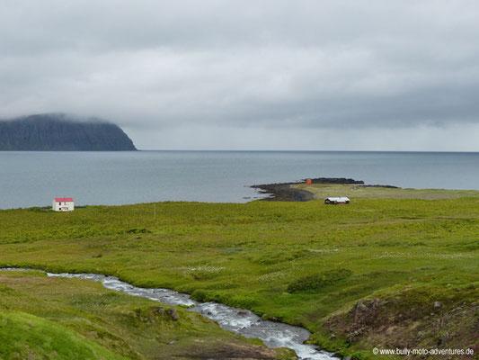 Island - Hornstrandir - Etappe 5 - Hesteyri über Sléttunes nach Hesteyri - Sléttunes
