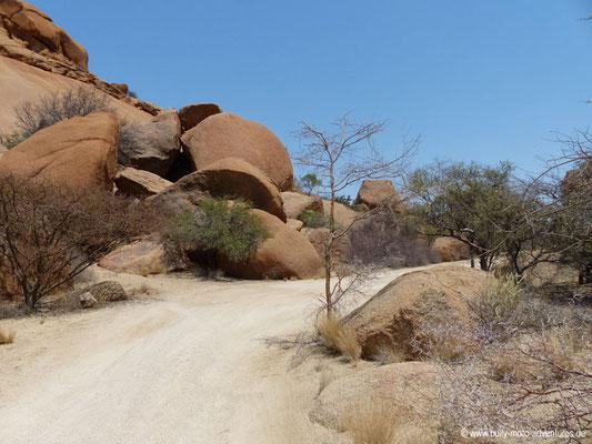 Namibia - Spitzkoppe