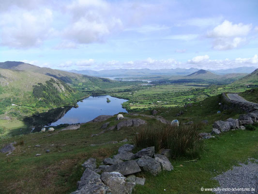 Irland - Healy Pass - Beara Peninsula - Co. Kerry