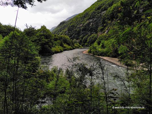 Chile - Reserva Nacional Río Simpson