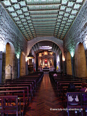 Santiago de Chile - Iglesia San Francisco de Alameda
