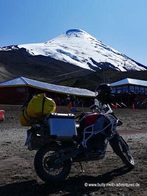 Chile - Vulkan Osorno