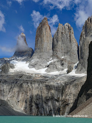 Chile - Nationalpark Torres del Paine