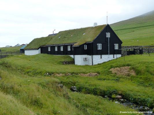 Färöer Inseln - Viðoy - Viðareiði