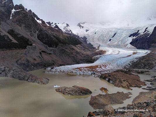 Argentinien - Senda a Laguna Torre