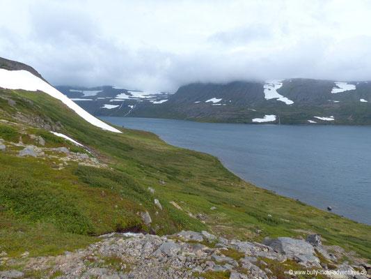Island - Hornstrandir - Etappe 4 - Hlöðuvík nach Hesteyri