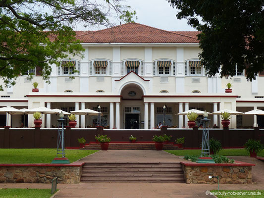 Simbabwe - Victoria Falls Hotel