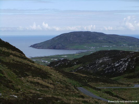 Irland - Gap of Mamore - Co. Donegal