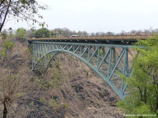 Simbabwe - Victoria Falls Bridge