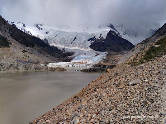 Argentinien - Parque Nacional Los Glaciares - Laguna Torre