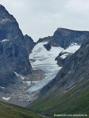 Grönland - Tasermiut Fjord - Blick auf Gletscher