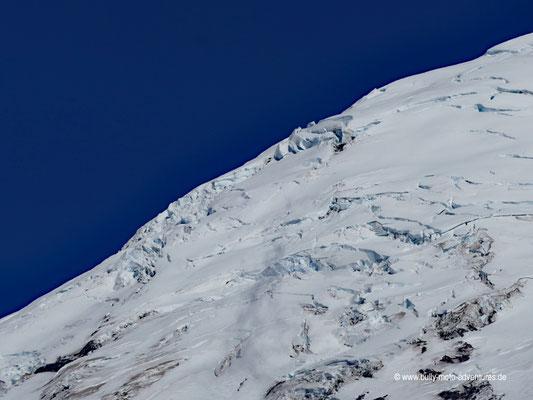 Chile - Parque Nacional Vicente Pérez Rosales - Wanderweg Paso Desolación - Vulkan Osorno