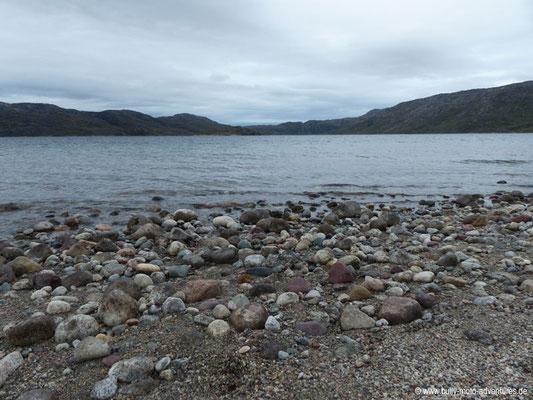 Grönland - Fjord Qalerallit Imaa - See Tasersuatsiaq
