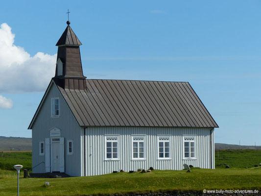 Island - Reykjanes - Strandakirkja