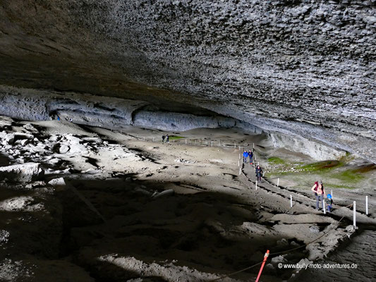 Chile - Monumento Natural Cueva de Milodón