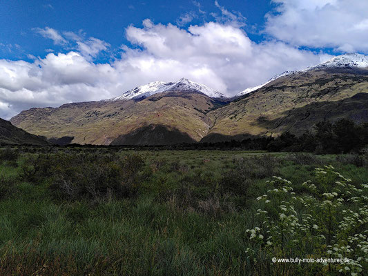 Chile - Parque Nacional Patagonia - Valle Chacabuco