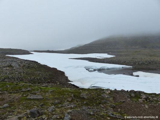 Island - Hornstrandir - Etappe 6 - Hesteyri über Látravík nach Hesteyri