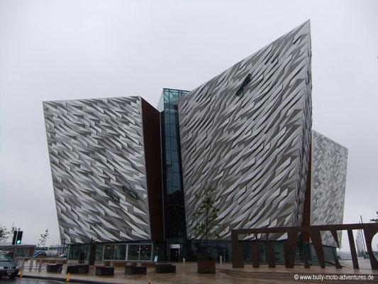 Irland - Titanic Museum - Belfast - Co. Antrim