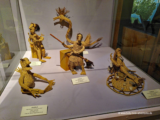 Chile - Insel Chiloé - Ancud - Museo Regional de Ancud