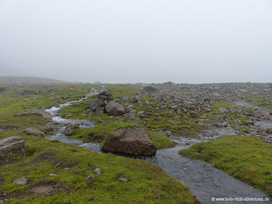 Island - Hornstrandir - Atlaskarð