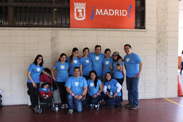 Casa de Salvación en Madrid. Evento Pastora Ana Maldonado