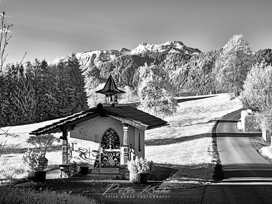 Kapelle in Holz