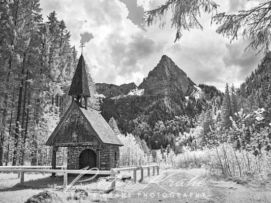 Kapelle Wankerfleck, Halblech