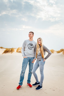 Heimatmeer Norderney Fashion Shoot Nordsee