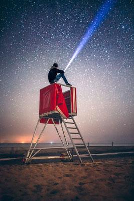 Sternenhimmel Norderney