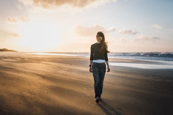 Fotoshooting auf Norderney