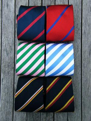 Clubkrawatten von Joint Colours