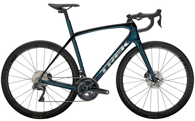 Gravelbike TREK Domane SL7 dark aquatic