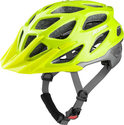 Velo und E-Bike Helm Alpina mit/ohne Visier kaufen im Veloatelier Wimmis bei Spiez