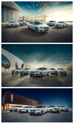 3 Range Motifs for Lincoln China - Post Production by Micha Hanisch
