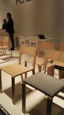 Schichtholzstühle modern