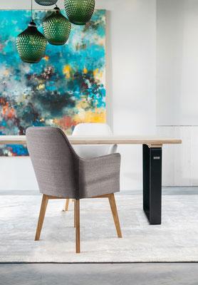 Furninova Stuhl Liva, direkt vom Hersteller