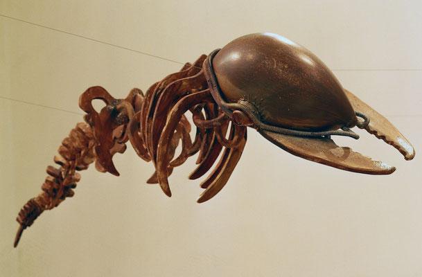 MOLINELLI - PALEOMORFI - 04 - LIONANT 1998 - 260 cm