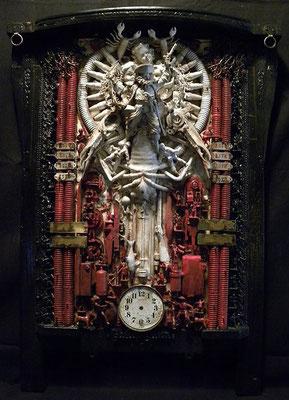 08 - TREASURE ANGELS - 2002 - 61x45MOLINELLI - ICONE - 09 - 1964 - 2002 - 82x40