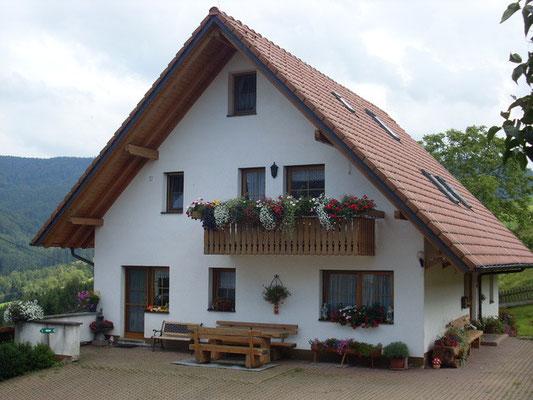 """Das Nebengebäude """"Leibgeding"""" mit zwei Ferienwohnungen"""