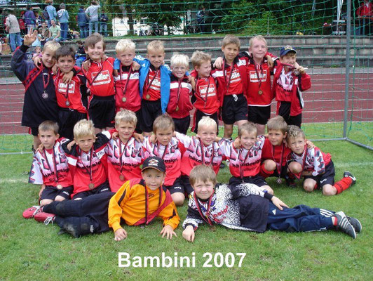 Bambini 2007/2008