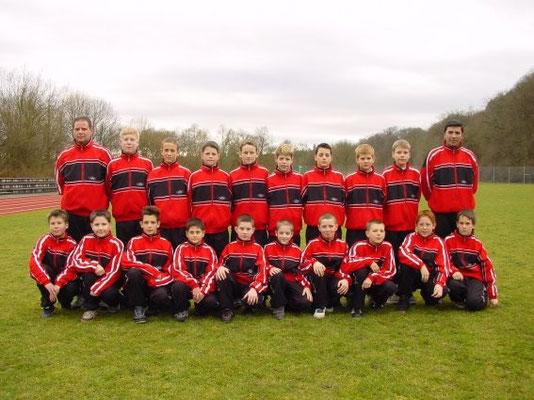 D-Jugend 2000/2001